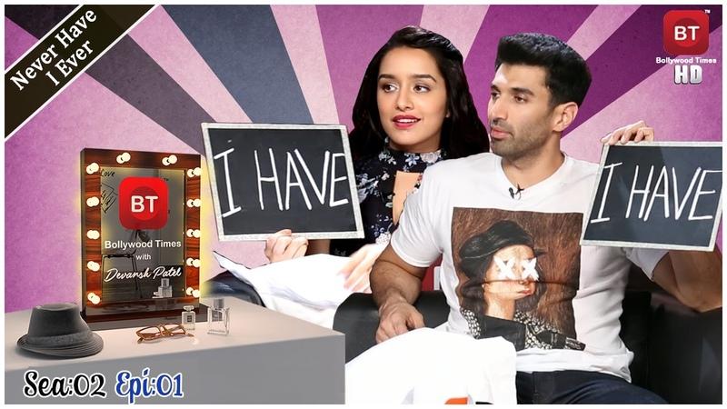Shraddha Kapoor Aditya Roy Kapur talk Ok Jaanu more - Never Have I Ever - Season 02 Episode 01