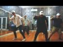 Treasure (Bruno Mars) - ROYAL Locking Dance Class