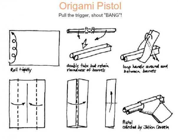 Оригами And развёртки