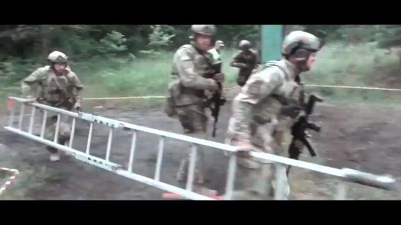 604-й ЦСН Витязь Росгвардии   Специальные подразделения России   СПР