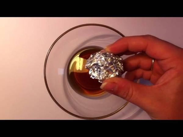 Rostflecken beseitigen- Rost entfernen mit Coca Cola