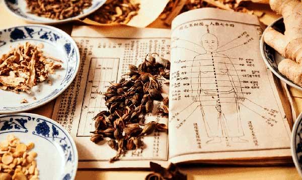 Концепция меридианов тела традиционной китайской медицины