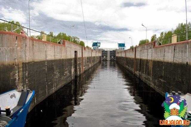 Реконструкция беломоро балтийского канала