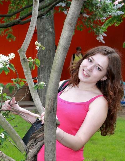 Дарья Степанова, 21 сентября , Москва, id18314071