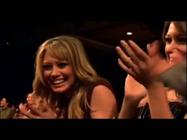 Rachel McAdams Ryan Gosling - Best Kiss 2005 MTV Movie Awards