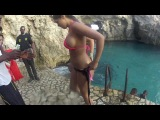 Hero HD PRO 2 Official Cliff Jumping Rick's Cafe Negril, Jamaica with the Lost Boyz...
