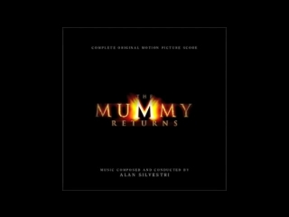The Mummy Returns Complete Score 15 - My First Bus Ride