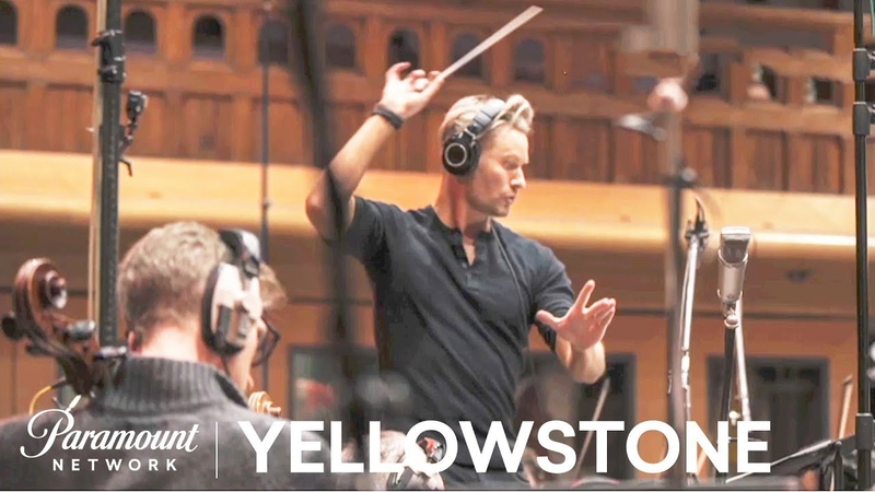 'Yellowstone' Official Theme Music Composed by Brian Tyler | Paramount Network