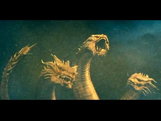 Hbo first look: 5 minutes of godzilla: king of the monsters | video by xsmexyturtle