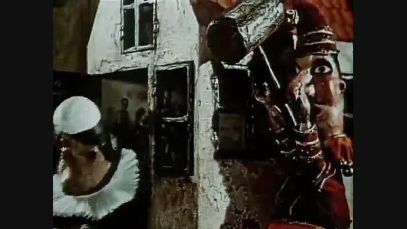 Rakvickarna \ Гробовая мастерская (1966) режиссёр Jan Švankmajer \ Ян Шванкмайер. Чехия