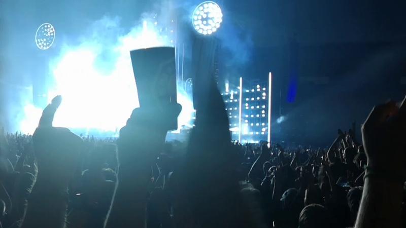 Rammstein- Ich will Prague 16.7.2019