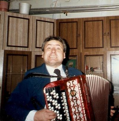Цыбанюк Александр, 19 ноября 1955, Сургут, id210977362