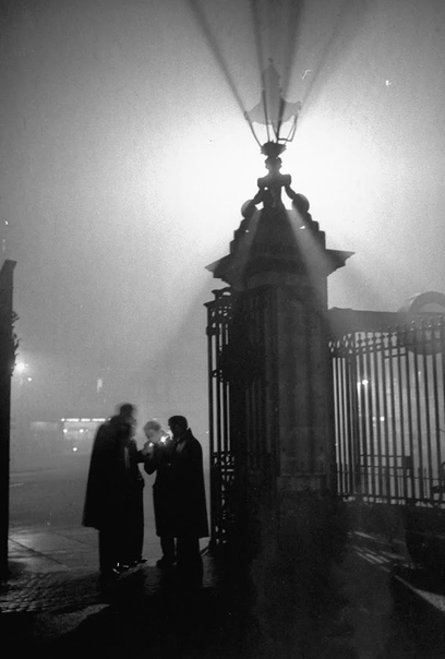 Мистика туманного Лондона.