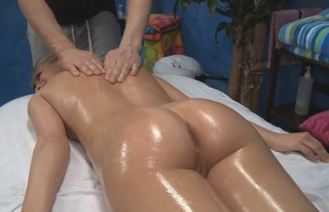 Сладкий массаж девушке