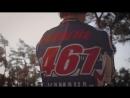 Romain Febvre rides with Yamaha Junior EMX Team riders