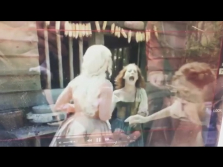 Jamestown Season 2 - Behind The Scenes (Niamh Walsh, Sophie Rundle, Naomi Battrick)