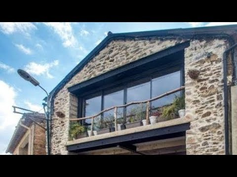 Béziers area Beautifully renovated stone barn for sale