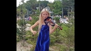HiT na weekend.wakacyjny Akcent GWIAZDA cover electric violin Sandra Cygan
