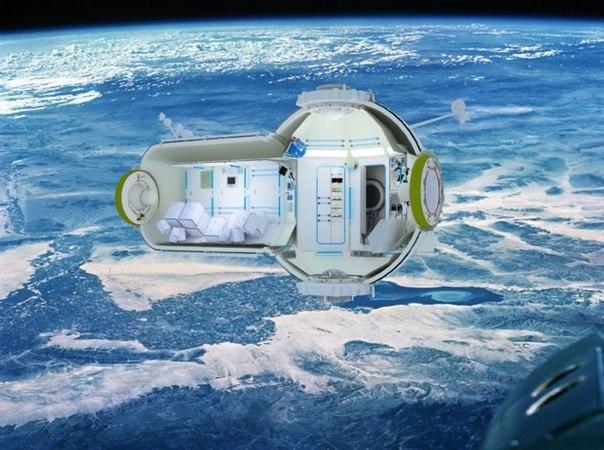 Космічний туризм