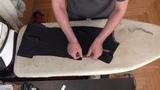 ВТО спинки мужского пиджака