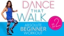 WEEK 1 - SESSION 2 10 MIN WALK Couch to 50 Minute Absolute Beginner Walking Workout Series!
