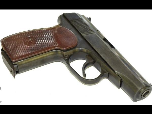 ПМ-СХ (Охолощенный пистолет Макарова)