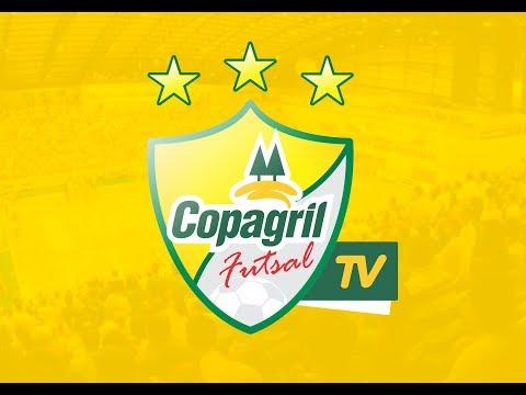 (07112018) Paranaense de Futsal Série Ouro - Matelândia x Copagril Futsal