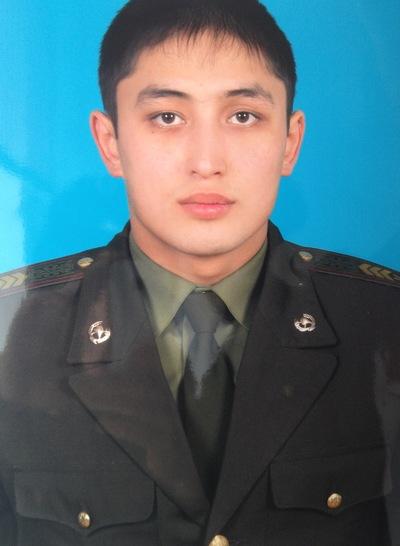 Султан Байдильдинов, 24 июля 1992, id182653492