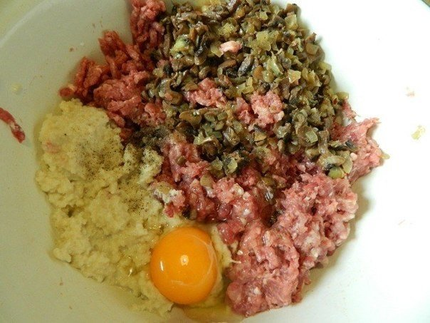 рецепт мясного батона Митлоф