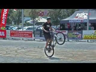 Cracow Stunt Cup 2014 - Stunt MTB