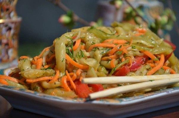 баклажаны по восточному рецепт с фото