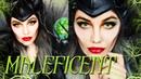 Maleficent Makeup Tutorial!