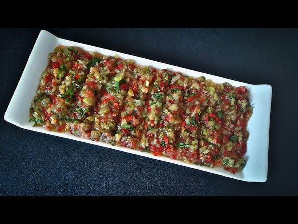 Mamzana salati Turkiya restoran Salatlari