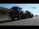 Συρία 16 5 2018 Τουρκικός στρατός στήνει παρατηρητήρια στο Ιντλίμπ (ΒΔ Συρία)
