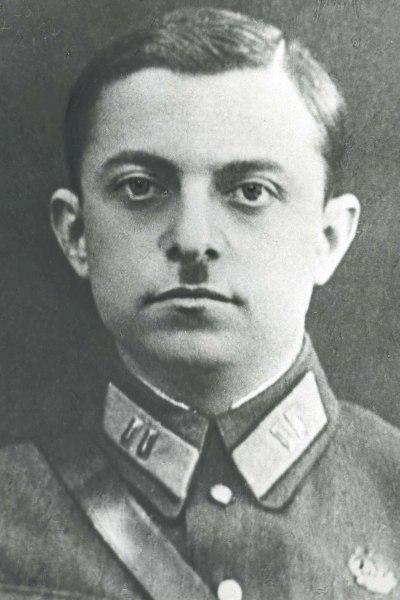 Оганесов Емельян Христофорович