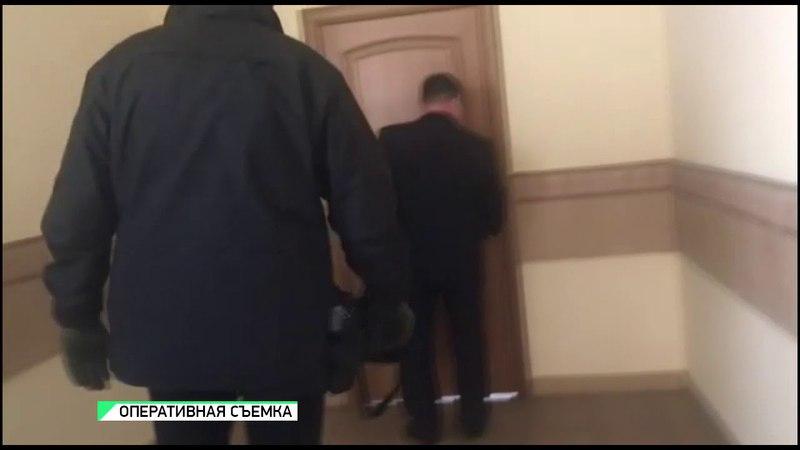 В Бийске в отношении начальника ОБЭП бийской полиции возбудили уголовное дело (Бийское телевидение)