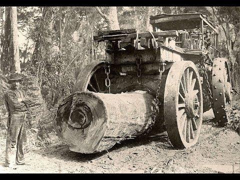 Говорите деревянная Русь? Значит имела высокие технологии!