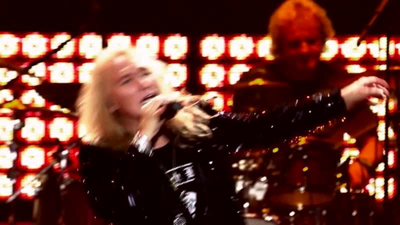 Александр Иванов и группа «Рондо» — «Московская осень» (LIVE, Crocus City Hall, 2013 г)