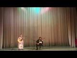 Жанна Попова и Владимир Гапонцев - Достаточно (блюз) - 2013