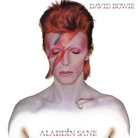 David Bowie альбом Aladdin Sane