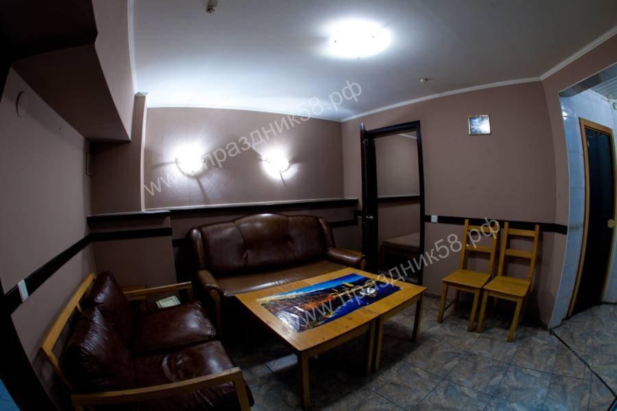 Сауна Ниагара в Пензе, описание, фотографии, цены.