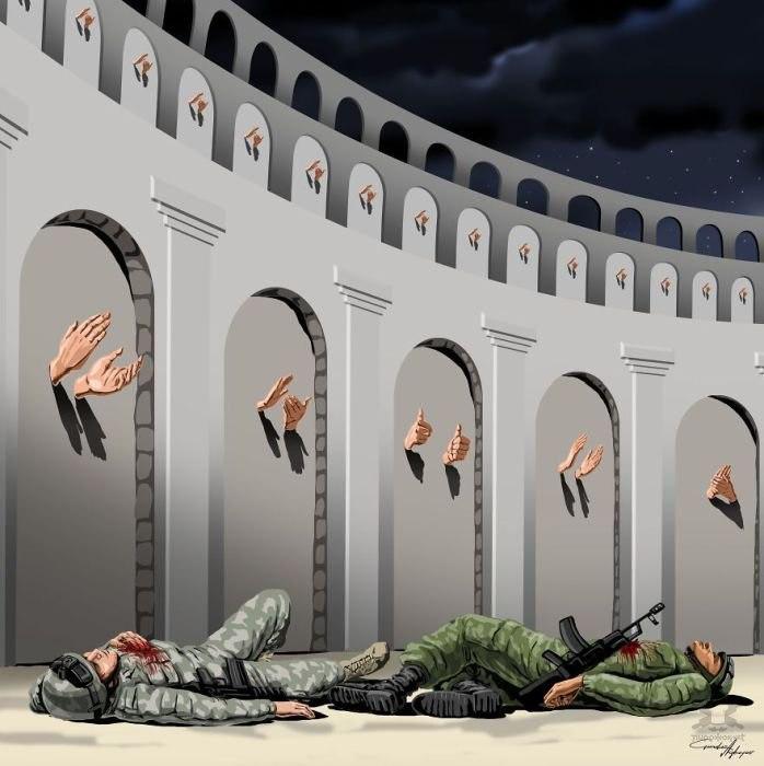 Рабство и обезглавливание: шокирующие картины из Азербайджана