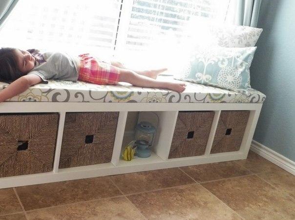Есть идея – есть ИКЕА: 25 блестящих лайфхаков для вашего дома Чем заменить сидячий подоконник, где хранить детские игрушки и почему обувной шкаф пригодится в ванной – на эти и другие вопросы ответят наши полезные и бюджетные идеи