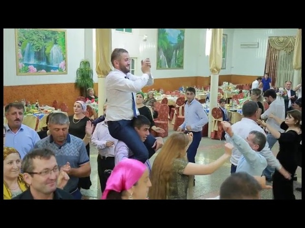 Даргинская Красивая Свадьба Поет Исабег Новинка 2019