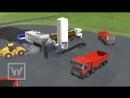 Ремонт дорог Смесительная установка холодного ресайклинга Wirtgen KMA220 / KMA220i