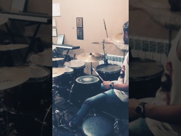 Dean Stiwen - Крылья PART 2 (ST feat Бьянка Drum Cover)
