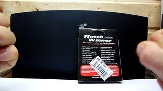 Распаковка посылки из Fmagazin. Леска Daiwa Match Winner MWM 020 0,10 мм .