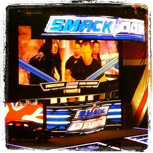 Матч после записей SmackDown: обновлено 2