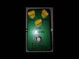 JOYO Vintage Overdrive + AMT E1 + AMT Pangea CP-100 vs. Fractal Audio Axe Fx