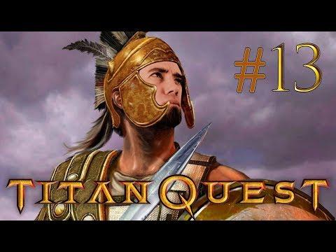 Заканчиваем Норму, начинаем Эпос. Скучный Зав в Скандинавии в Titan Quest: Ragnarök 13